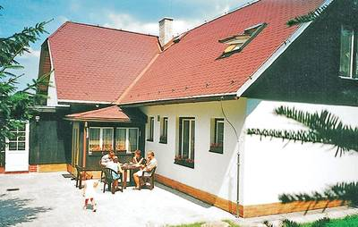 Vakantiehuis In Vrbno Pod Pradedem