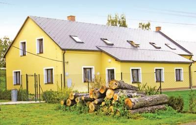 Vakantiehuis In Novosedly-Psov