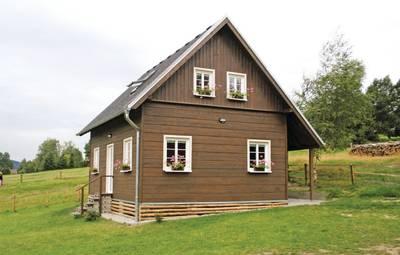 Vakantiehuis In Rynartice U Jetrichovic