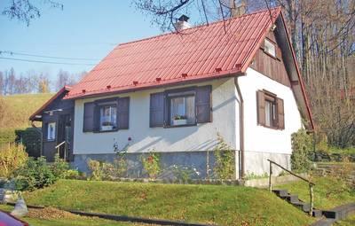 Vakantiehuis In Moravka-Dolinky