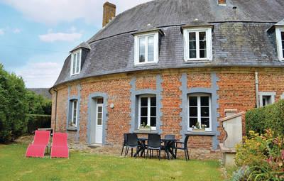 Vakantiehuis In Gouy St. Andre