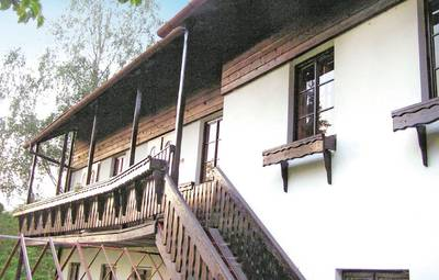 Vakantiehuis In Potucnik-Hanusovice