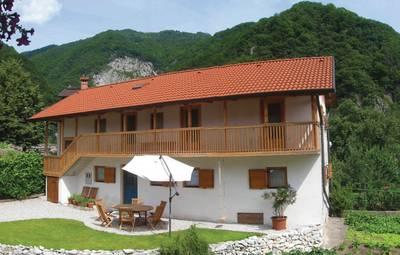 Vakantiehuis In Tolmin