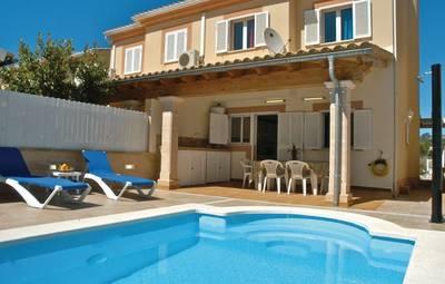 Vakantiehuis In Alcúdia