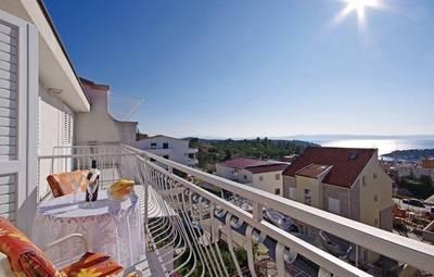 Vakantiehuis In Makarska (Cdt478)