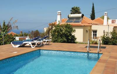 Vakantiehuis In Tijarafe-La Palma