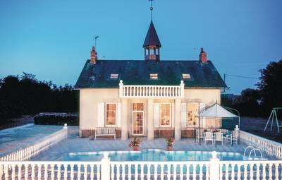 Vakantiehuis In Val De Loire