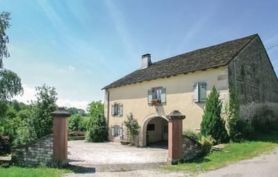 Vakantiehuis In La Vaivre