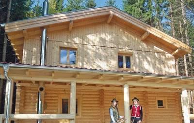 Vakantiehuis In Hirschalm