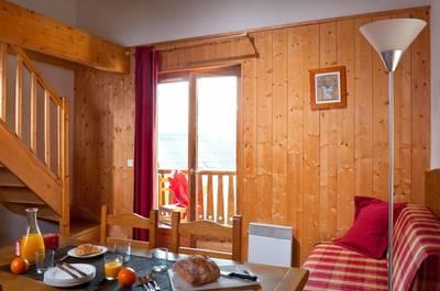 Saint Sorlin d'Arves 4p 8p in Saint Sorlin d Arves - Rhone Alpen, Frankrijk foto 639775
