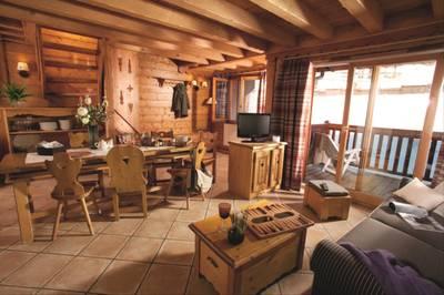 L'Ecrin des Neiges 4p 8 Classic in Val Claret - Rhone Alpen, Frankrijk foto 649416