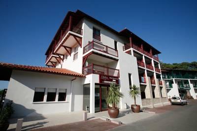 St Jean Luz Hotel Suite Erromardie 2p