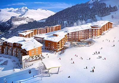 Appart'hotel Prestige Eden dbl