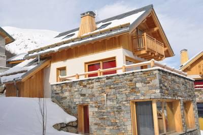 Chalet Le Mas des Neiges 8p in Valloire - Rhone Alpen, Frankrijk foto 669851