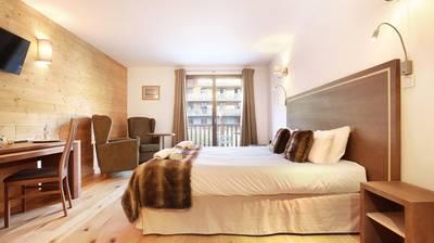Hotel Le Chamois DBL