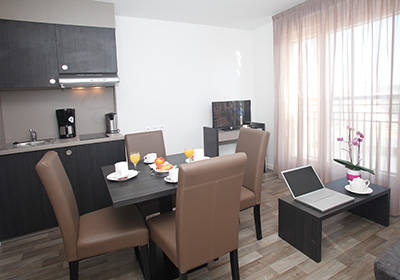 Residence Paris Levallois 2p4pp