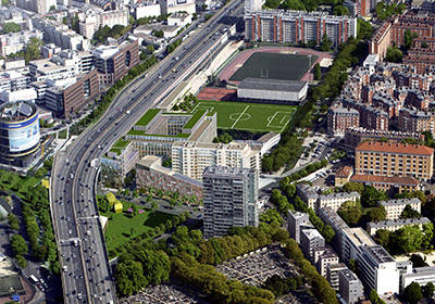 Appart'hôtel Paris XVII Studio2/3p