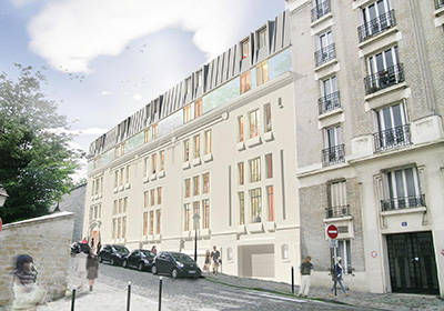 Appart'hôtel Montmartre Studio 2 pers