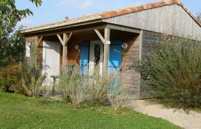 Natura Resort 3p 4pers in Moncoutant - Poitou Charentes, Frankrijk foto 686944