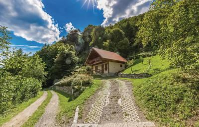 Vakantiehuis In Gorski Kotar-Lukovdol