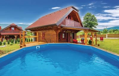 Vakantiehuis In Lika-Licko Lesce