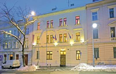 Vakantiehuis In Praha 5-Smichov