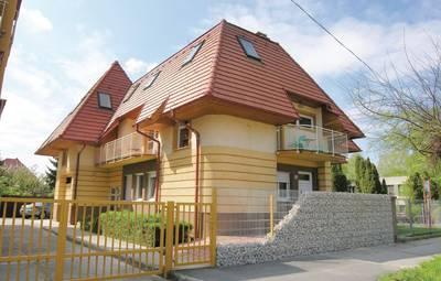 Vakantiehuis In Keszthely