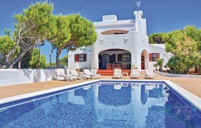 Vakantiehuis In Cala Morell, Menorca