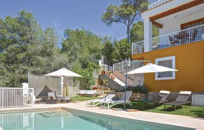 Vakantiehuis In Santa Eulalia