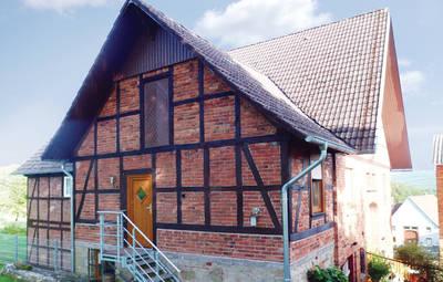 Vakantiehuis In Lügde-Falkenhagen