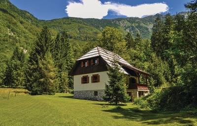 Vakantiehuis In Bovec-Lepena