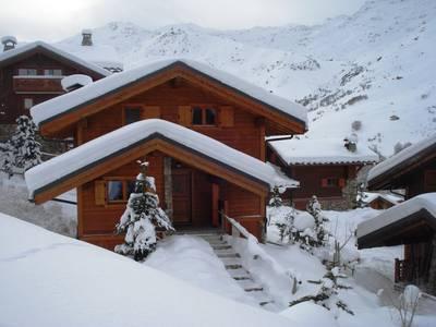 Chalet Le Hameau des Marmottes met sauna - 14 personen in Les Menuires - Les Trois Vallées, Frankrijk foto 731705