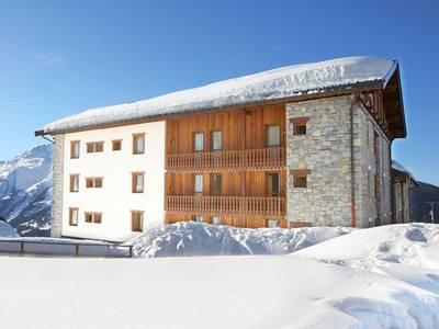 Chalet-appartement Les Balcons de La Rosière - 2-4 personen