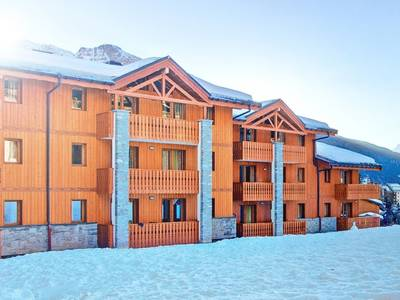 Chalet-appartement Les Balcons de Val Cenis Le Haut - 5-7 personen