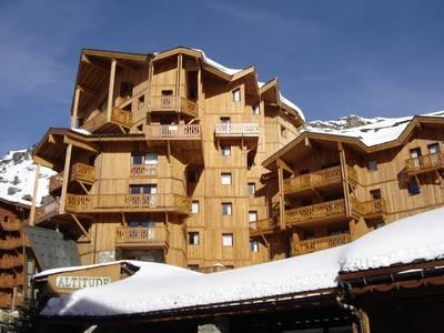 Chalet-appartement Altitude - 4 personen in Val Thorens - Les Trois Vallées, Frankrijk foto 733266
