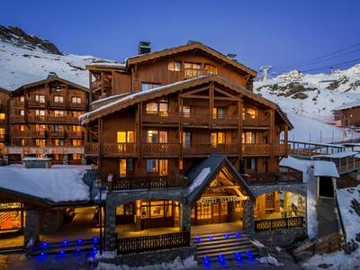 Chalet-appartement Résidence Val 2400 - 4-6 personen in Val Thorens - Les Trois Vallées, Frankrijk foto 733314
