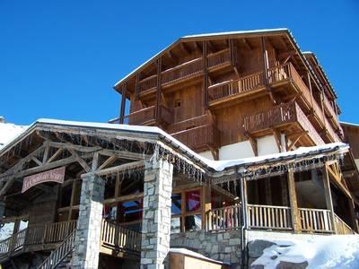 Chalet-appartement des Neiges Hermine - 4 personen in Val Thorens - Les Trois Vallées, Frankrijk foto 734699