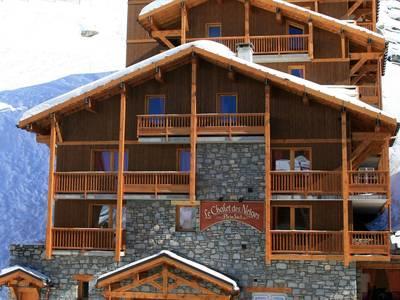 Chalet-appartement Chalet des Neiges - Plein Sud - 12 personen in Val Thorens - Les Trois Vallées, Frankrijk foto 734841