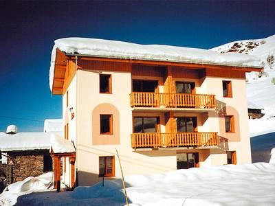 Chalet-appartement Cristal - 10-13 personen in Le Levassaix (bij Les Menuires) - Les Trois Vallées, Frankrijk foto 734981