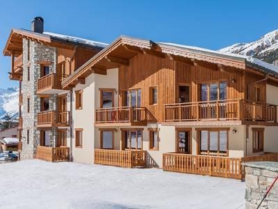 Chalet-appartement Les Balcons de Val Cenis Village met cabine - 6-8 personen