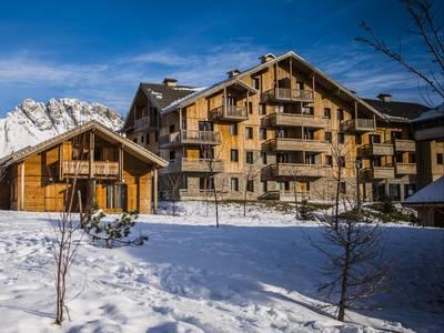 Appartement Le Hameau du Puy appartement - 2-4 personen