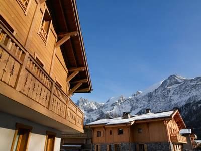 Chalet-appartement CGH Résidence Le Hameau de Pierre Blanche Zilver - 4-6 personen