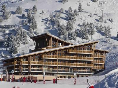Chalet-appartement La Cime des Arcs met cabine - 4-6 personen