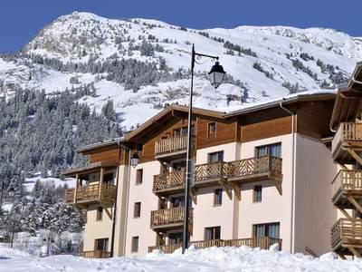 Chalet-appartement Les Flocons d'Argent met slaaphoek - 4-6 personen