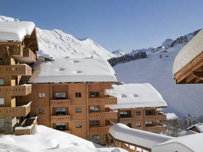 Chalet-appartement CGH Le Village de Lessy zilver - 4-6 personen