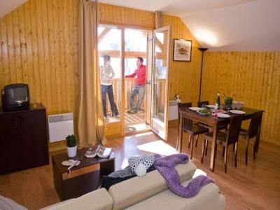 Chalet-appartement Les Chalets Des Ecourts - 4-6 personen in Saint Jean d'Arves - Les Sybelles, Frankrijk foto 737051
