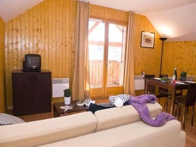 Chalet-appartement Les Chalets Des Ecourts - 4-6 personen in Saint Jean d'Arves - Les Sybelles, Frankrijk foto 737052