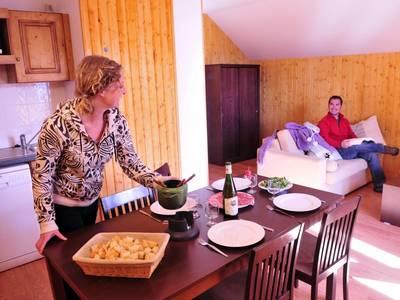 Chalet-appartement Les Chalets Des Ecourts - 4-6 personen in Saint Jean d'Arves - Les Sybelles, Frankrijk foto 737053