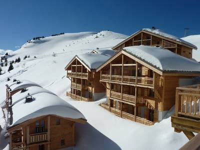 Chalet-appartement Les Portes du Grand Massif Type B - 8-10 personen
