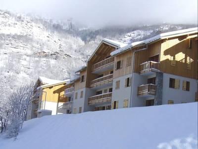 Appartement Orelle 3 Vallées - 2-6 personen